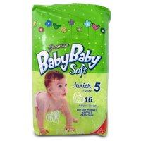 Фото BABYBABY Soft Premium Junior 5 (16 шт)