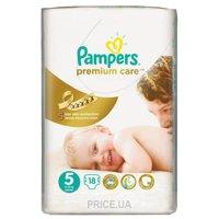 Фото Pampers Premium Care Junior 5 (18 шт.)