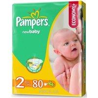 Фото Pampers New Baby Mini 2 (80 шт.)