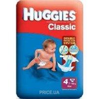 Фото Huggies Classic 4 (14 шт.)