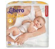 Фото Libero Baby Soft 2 3-6 кг (94 шт.)