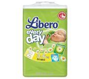 Фото Libero Everyday 2 3-6 кг (50 шт.)