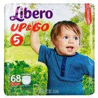 Фото Libero Up&Go 5 10-14 кг (68 шт.)