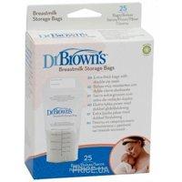 Фото Dr.Brown's Пакеты для хранения грудного молока 180 мл 25 шт (4005)