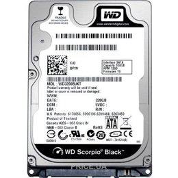 Western Digital WD3200BJKT