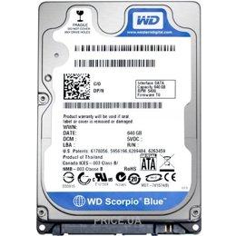 Western Digital WD1600BPVT