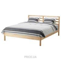 Фото IKEA TARVA Каркас 140x200 без основы под матрас (899.292.32)