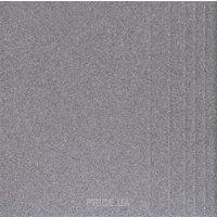 Фото АТЕМ Грес 0601 темно-серый Pimento 30x30 ступень