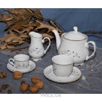 Фото Cmielow Набор чайных чашек без блюдец Rococo 9706 250 мл