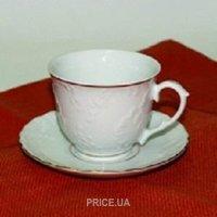 Фото Cmielow Набор кофейных чашек без блюдец Rococo 3604 170 мл