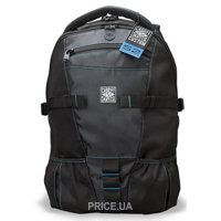 Фото Cardiff Backpack (S2) / black/blue accent
