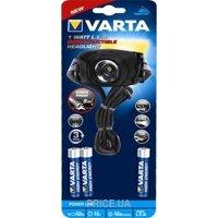 Фото Varta Power Line Indestructible 1W LED Head Light 3AAA