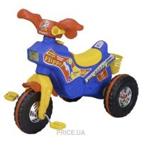 Фото PILSAN 07/111 Flipper Tricycle