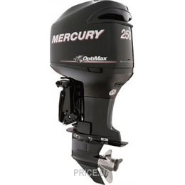 Mercury 250 CXXL OptiMax