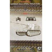 Фото AFV-Club Рабочие 40 см траки для танков Panzer III/IV (AF35179)