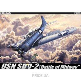 Фото ACADEMY USN SBD-2 Battle Midway (AC12296)