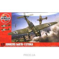 """Фото Airfix Бомбардировщик Junkers Ju87B-1 """"Stuka"""" (AIR03087)"""
