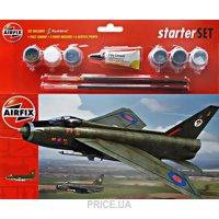 Фото Airfix Подарочный набор с моделью самолета English Electric Lightning F2A (AIR55305)