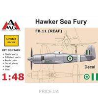 Фото AMG Models Истребитель FB.11 (REAF) Hawker Sea Fury (AMG48607)