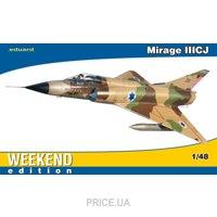Фото Eduard Истребитель Mirage IIICJ, набор выходного дня (EDU-8494)