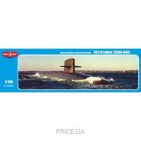 """Фото Micro-Mir Американская атомная подводная лодка """"SSBN Franklin-class"""" (MM350-028)"""