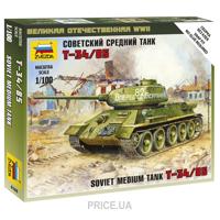 Фото ZVEZDA Советский средний танк Т-34/85 (ZVE6160)