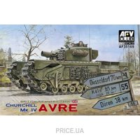 Фото AFV-Club Танк Черчилль MK IV AVRE (AF35169)
