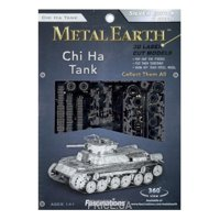 Фото Fascinations Японский танк Chi Ha (MMS202)