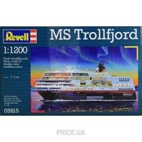 Фото Revell MS Trollfjord (Hurtigruten);1:1200 (RV05815)