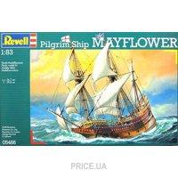 Фото Revell Английское торговое судно-галеон Mayflower 1:83 (RV05486)