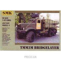 Фото SMK ТММ3М Танковый мостоукладчик (87102)