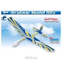 Фото ZT model Метательная модель самолета Swift Flyer (AA04201)