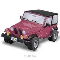 Фото Умная бумага Jeep Wrangler, цвет красный (153-03)