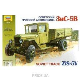 """ZVEZDA Подарочный набор с моделью автомобиля """"ЗиС-5B"""" (подарочный набор) (ZVE3529PN)"""