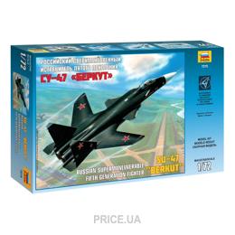 ZVEZDA Российский сверхманевренный истребитель пятого (ZVE7215)