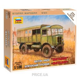 """ZVEZDA Британский грузовик """"Матадор"""" (ZVE6175)"""
