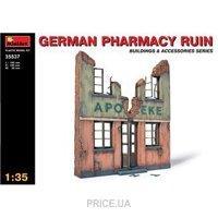 Фото MiniArt Руины немецкой аптеки (MA35537)
