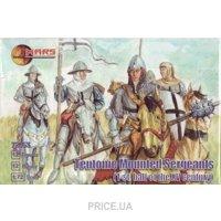 Фото Mars Figures Тевтонские сержанты верхом, 1 половина XV века MS72053