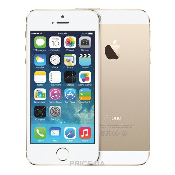Apple iphone 5  экран