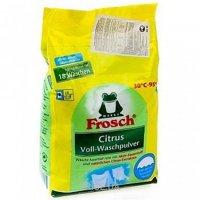Фото Frosch Стиральный порошок для белого цитрус 1,35 кг
