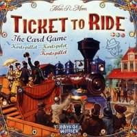 Фото Days of Wonder Ticket to Ride: The Card Game (7209)