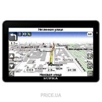 Gps навигаторы supra