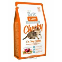Фото Brit Care Cat Cheeky I'm Living Outdoor 0,4 кг