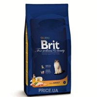 Фото Brit Premium Cat Adult Chicken 0,8 кг
