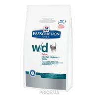Фото Hill's Prescription Diet Feline w/d 5 кг