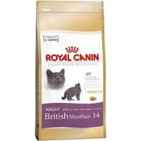 Фото Royal Canin British Shorthair 34 Adult 4 кг
