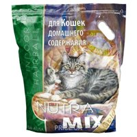 Фото Nutra Mix Gold Indoor Hairball 1,8 кг