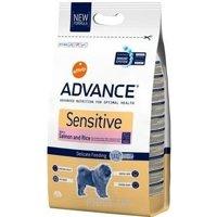 Фото Advance Sensitive для взрослых собак 12 кг