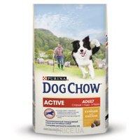 Фото Dog Chow Active для активных собак 14 кг