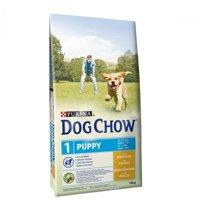 Фото Dog Chow Puppy для щенков с курицей 2,5 кг